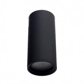 ElectroHouse Светильник потолочный направленный модульный черный 100мм