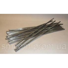 Припій олов'яно-свинцевий ПОС-18 пруток 8 мм