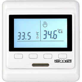Программируемый терморегулятор Grand Meyer HW500 /белый