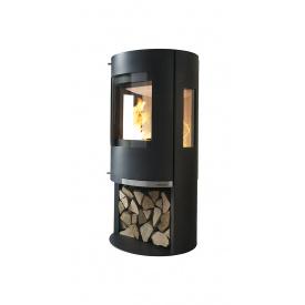 Печь камин стальная INVICTA Onsen 3 Vitres