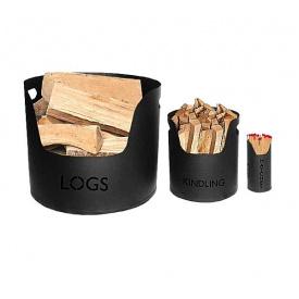 Корзина для дров дровница LB30B