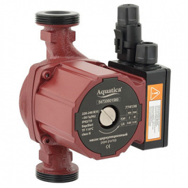 Насос циркуляционный энергосберегающий Aquatica 5-45 Вт (774136)