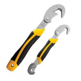 Набор трубных накидных ключей Сталь 9-32 мм (66504)