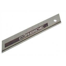 Лезвие для ножей STANLEY Carbide шириной 18 мм, 5шт (STHT0-11818)