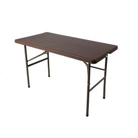 Стол складной Time Eco ТЕ-1833 коричневый (4820211100872)