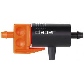 Капельница Claber 0-6 л/ч 10шт (912170000)