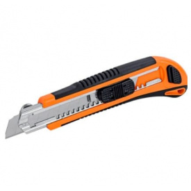 Нож Центроинструмент строительный 18мм (0212-3)