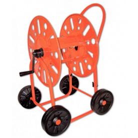 "Тележка BRADAS MAXI CAR для шланга для полива 3/4"" 90м на четырех колесах (AG411)"