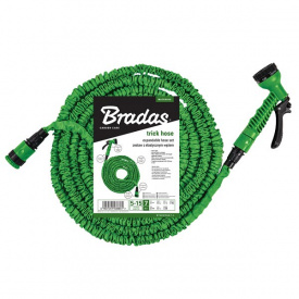 Шланг розтягується BRADAS набір TRICK HOSE 10-30м зелений пакет (WTH1030GR-T-L)