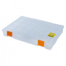 Органайзер пластиковий Sigma прозорий 276х203х42мм (7418041)