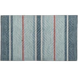 Коврик придверный MULTY HOME Lima Swedish Stripes 45x75см
