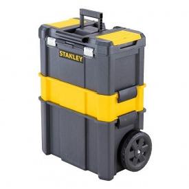 Ящик для инструмента STANLEY раскладной 3в1 476x208x630 мм (STST1-80151)