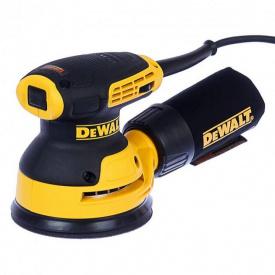 Шлифовальная машина эксцентриковая DeWALT DWE6423_1