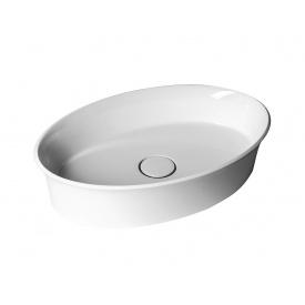Умывальник для ванной комнаты Bulsan Skin овальный 580х380х140
