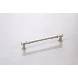 Меблева ручка Giusti РГ 606 WMN775.128.00R3 срібло Ноттінгем