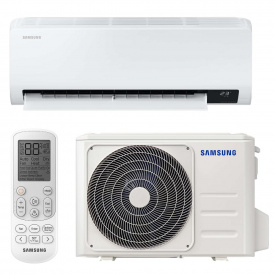 Кондиционер инверторный Samsung AR09AXHZAWKNUA Airice R32 (-22°C)