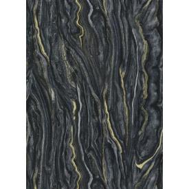 Виниловые обои на флизелиновой основе Erismann ELLE DECORATION 12077-15 Серый-Оранжевый-Золотистый