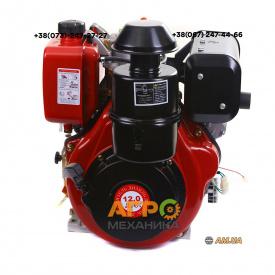 Двигатель Weima WM188FBE (шпонка)