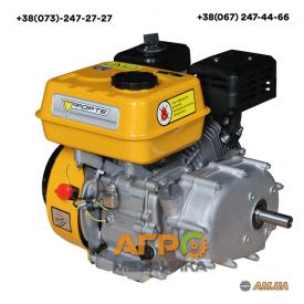 Двигатель Forte F210GRP (редуктор с центробежным сцеплением)