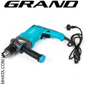 Дриль ударний Grand ДЕУ-1500