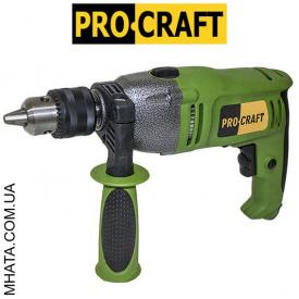 Дрель ударная Procraft PS-1650