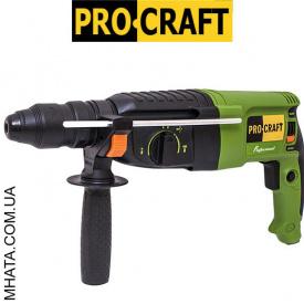Перфоратор PROCRAFT 1400 DFR прямой