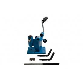 Станок для заклепки и расклепки цепей ПТ-6524