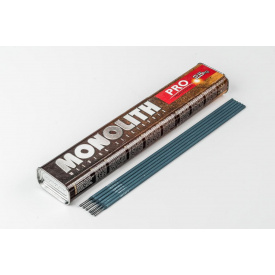 Електроди MONOLITH PROFESSIONAL 3 мм 2,5 кг (в тубусі) (8/1) ME 3-25