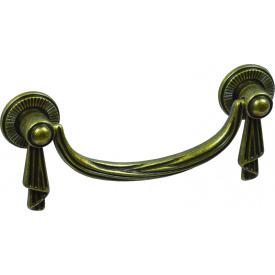 Ручка мебельная Falso Stile РК-275старое золото