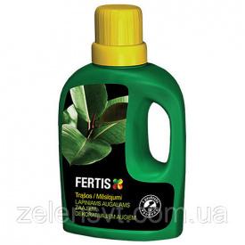 Удобрение Fertis 500 мл для листовых растений (оригинал Литва)
