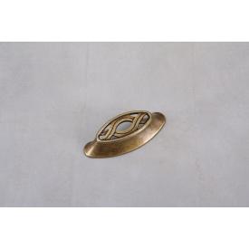 Меблева ручка Giusti РГ 42 WMN537.064.00D1 старе золото