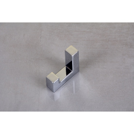 Мебельный крючок GTV К2201 одинарный хром