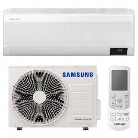 Кондиционер инверторный Samsung AR09AXAAAWKNER GEO WindFree WiFi-PM1.0-MDS (-22°C)