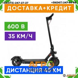 """Электросамокат Crosser Е9 MAX AIR колеса 10"""""""