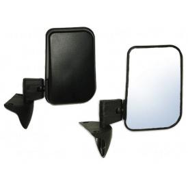 Зеркала наружные ВАЗ 2121-NIVA ЗБ-3220 черные пара