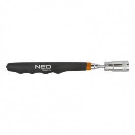 Магнитный захват NEO телескопический с фонариком 90-800 мм 3,5 кг (11-611)