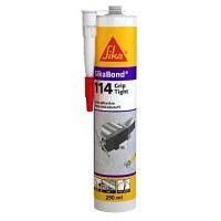 Sika SikaBond-114 Grip Tight монтажный клей на основе синтетического каучука 290 мл