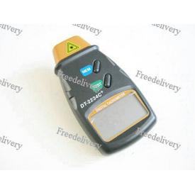 Тахометр цифровой лазерный бесконтактный DT-2234C+