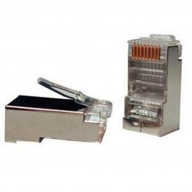 Конектор RJ45 cat.5e FTP 8p8c Atcom (10698)