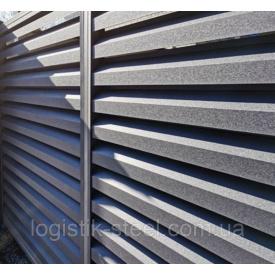 Забор Жалюзи Exclusive 60/120 мм двухстороннее покрытие