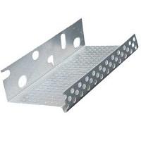Цокольный профиль алюминиевый LO 153/0,8- 2,5 м