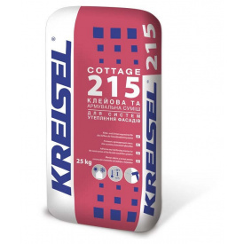 Клейова та армувальна суміш KREISEL COTTAGE 215 (25 кг)