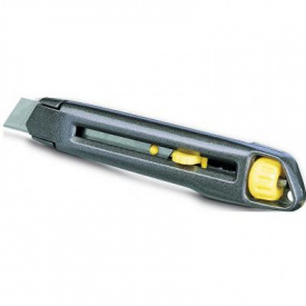 Нож монтажный Stanley 135 мм с выдвижным лезвием 9 мм