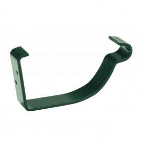 Крюк желоба комбинированный Bilka 125/90 мм зеленый (RAL 6020)