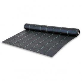 Агроткань проти бур'янів BRADAS UV 70 г/м2 1,1x100 м чорна AT7011100