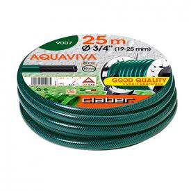 Шланг Claber Aquaviva 19 мм довжина 25 м