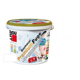 Смесь для заполнения швов Baumit PremiumFuge white CG2 эластичная 20 кг