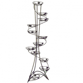Подставка для цветов FlowerStand Спираль 12