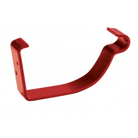Крюк комбинированный Bilka 125/90 красный (RAL 3011)