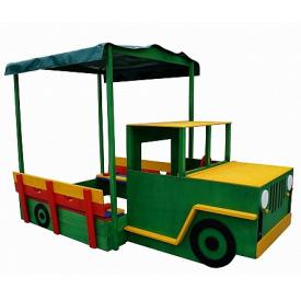 Пісочниця Sportbaby дерев'яна Вантажівка 16